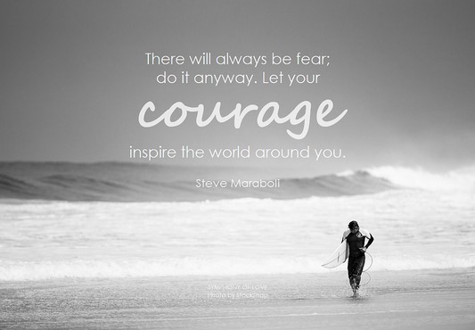 Inspirational Courage Quotes And Sayings QuotesLogy Amazing Quotes Courage